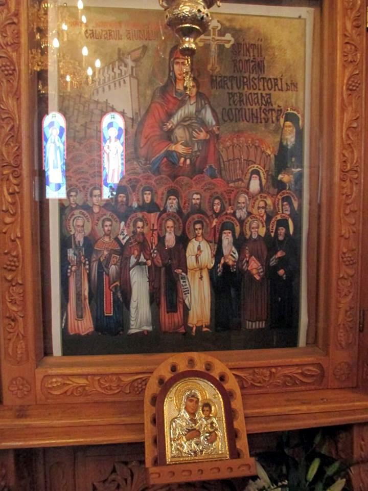 Sfintii Romani Marturisitori din Perioada Comunista
