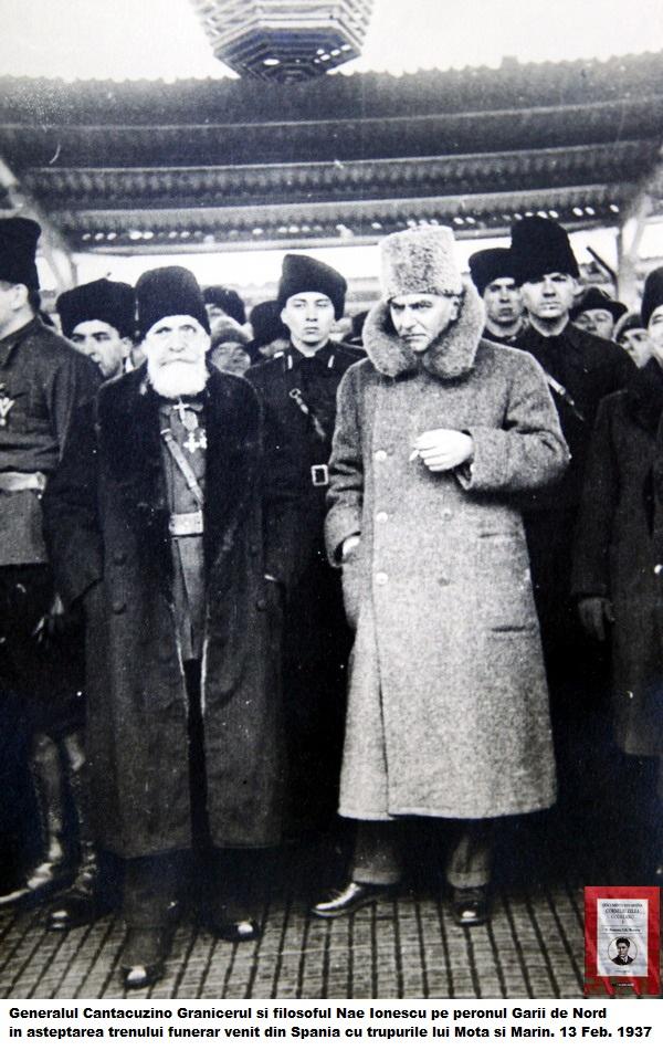 18-Gen-Catacuzino-Granicerul-si-Nae-Ionescu-in-asteptarea-lui-Mota-si-Marin-la-Gara-de-Nord-13-Feb-1937-Documente-din-Arhiva-Corneliu-Zelea-Codreanu-Tipo-Moldova-Roncea-Buzatu-2012