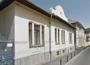 Casa Maicii Teodosia Latcu de pe Str Matei Basarab din Brasov