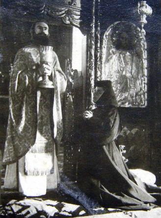 Parintele Ioan Iovan de la Vladimiresti