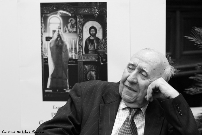 Prof Gheorghe Buzatu de Cristina Nichitus Roncea