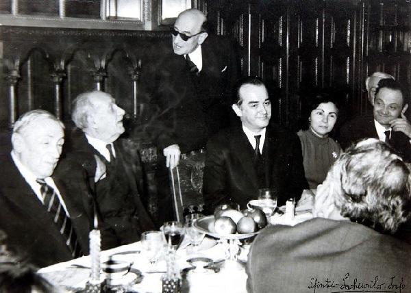 Pan Vizirescu, Nichifor Crainic, Radu Gyr