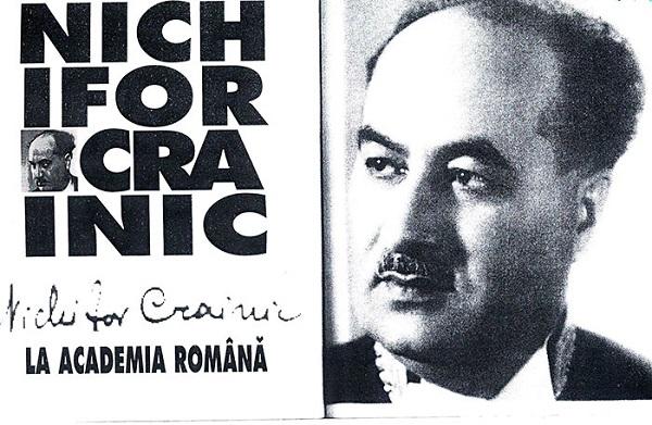 Nichifor Crainic la Academia Romana - 1940 - Marturisitorii