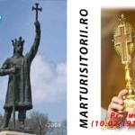 Emisiune de Timbre In Memoriam Părintele Justin Pârvu şi Martirii şi Mărturisitorii români ortodocşi din Secolul XX