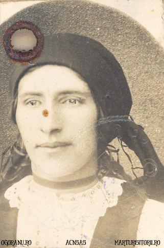 25 Gavrila Ana - mama lui Ion Gavrila Ogoranu CNSAS - Marturisitorii