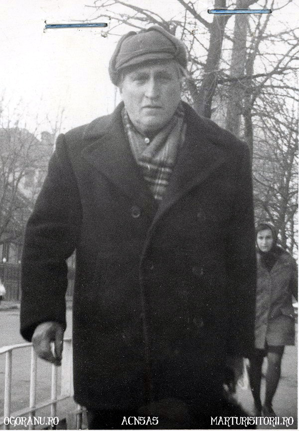 28 Ion Gavrila Ogoranu CNSAS - Marturisitorii filat de Securitate foto 1