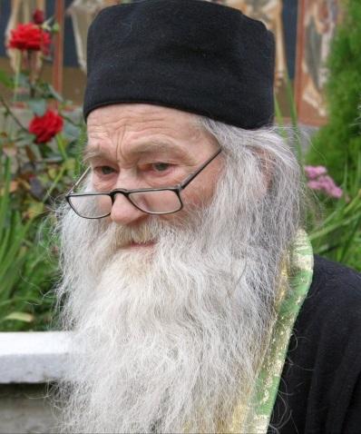 Parintele Justin Parvu - Sfintii Inchisorilor