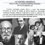 """Academia Română, Mănăstirea Petru Vodă, istorici şi jurnalişti contestă formulările false şi abuzive  din """"legea antilegionară"""". DOCUMENTE, VIDEO ŞI POZIŢII"""