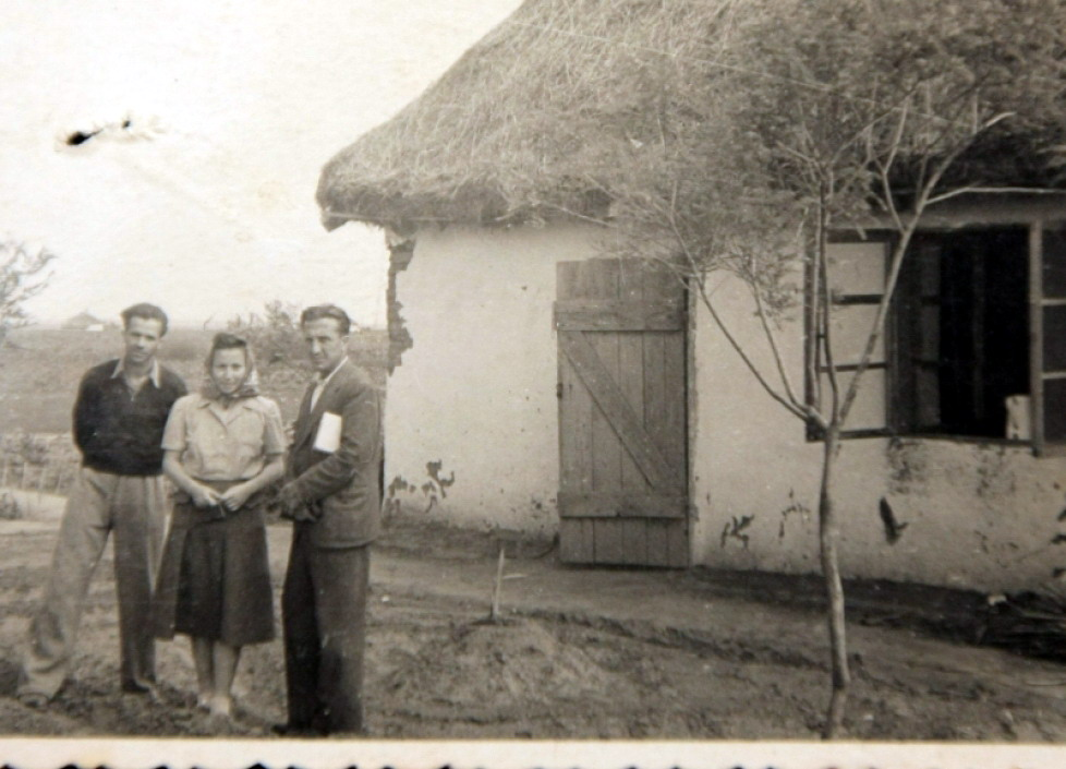 7 Nicolae Purcarea la domiciliul obligatoriu in Baragan