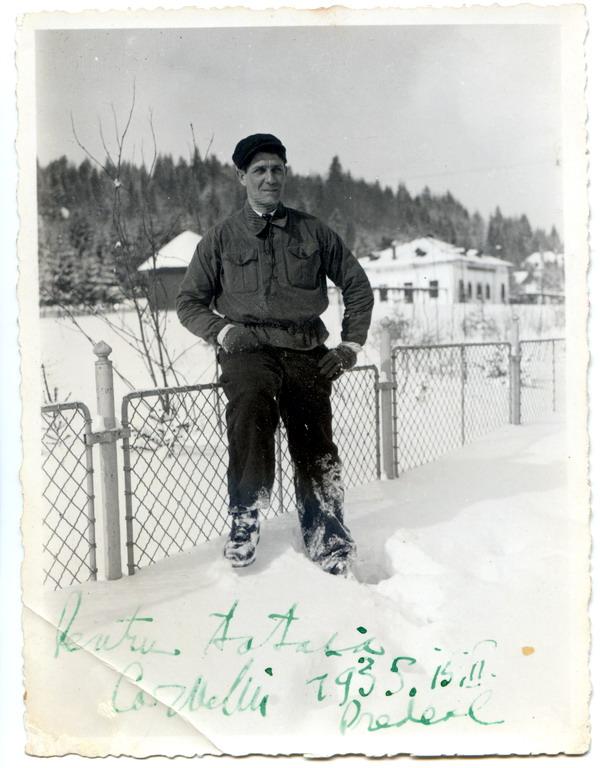 Corneliu Zelea Codreanu -15 febr 1935 - Predeal - Miscarea - Marturisitorii
