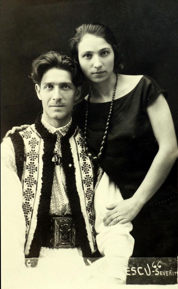 Corneliu Zelea Codreanu si sotia sa - Marturisitorii Ro