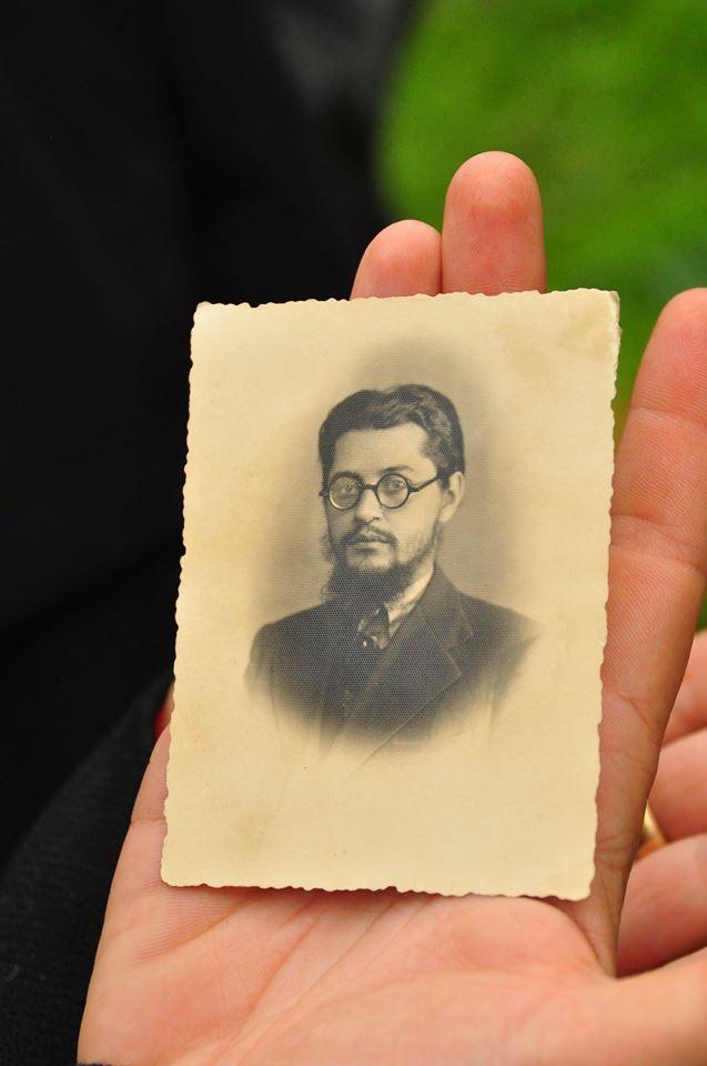 Zosim Danielescu, unul dintre legionarii asasinati in 1939 - Foto Florian Cristache