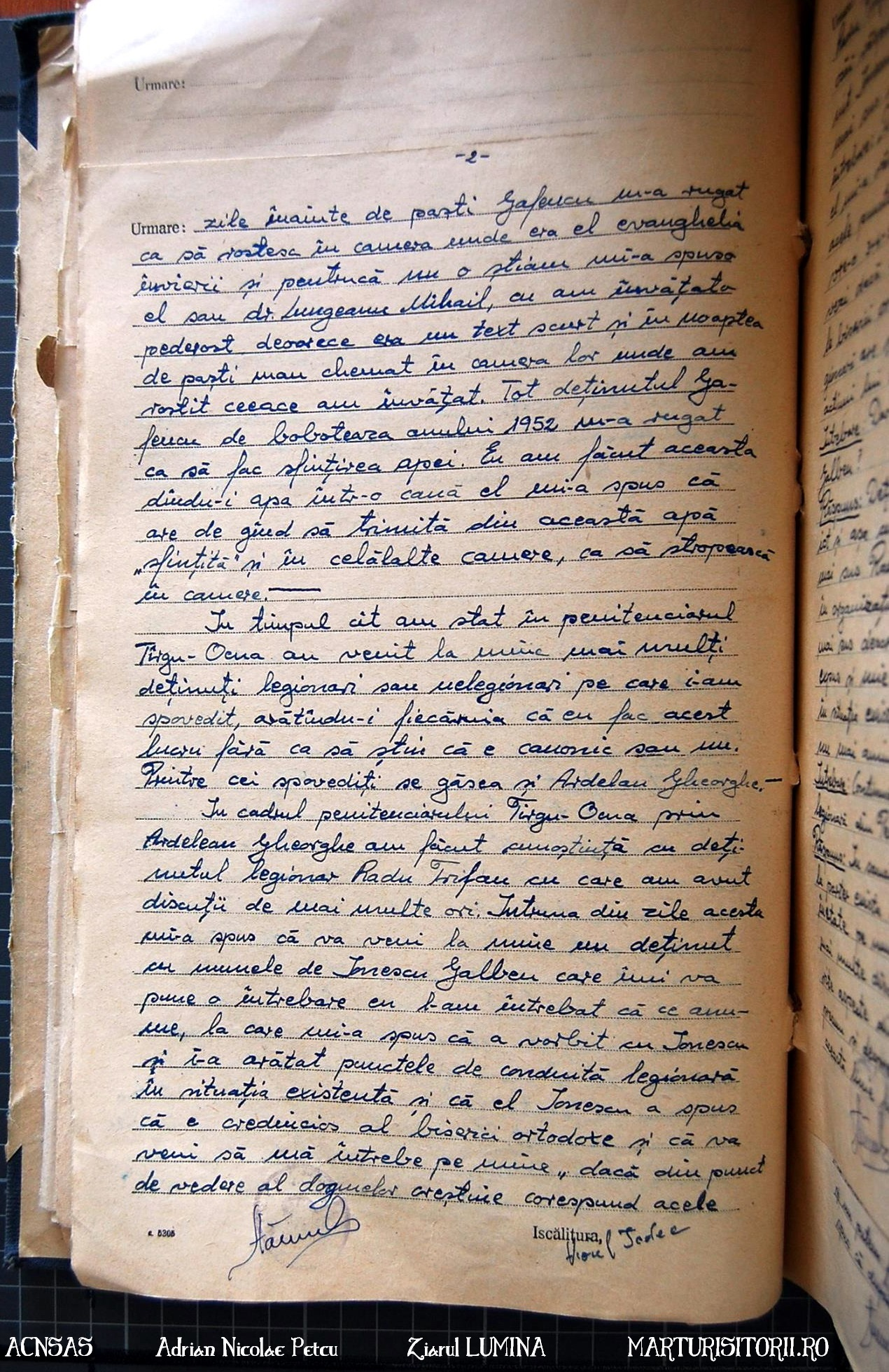proces-verbal-interogatoriu-1959-v-todea_duhovnicul lui valeriu gafencu 2