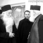 Leul Ardealului, Bartolomeu Anania, cu Duhovnicul Neamului, Părintele Justin Parvu, şi alte fotografii frumoase. 5 ANI DE LA ADORMIRE