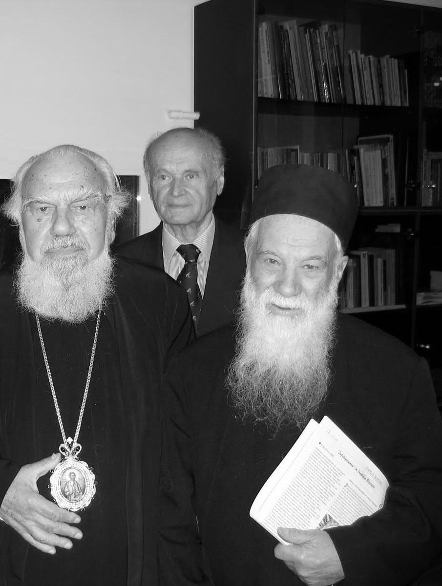 IPS Bartolomeu Anania, Pr. Gh. Calciu, Prof. Raul Volcinschi 2