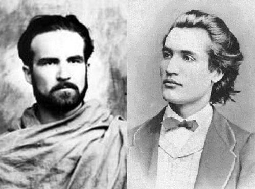 Mircea Eliade si Mihai Eminescu