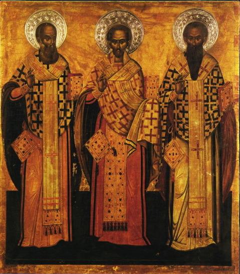 Sf Trei Ierarhi