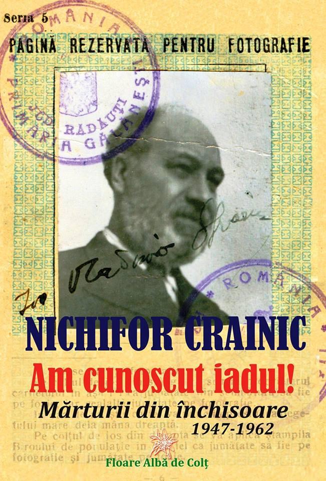 Buletinul fals al lui Nichifor Crainic sub prigoana - CNSAS - Floare Alba de Colt - Marturisitorii