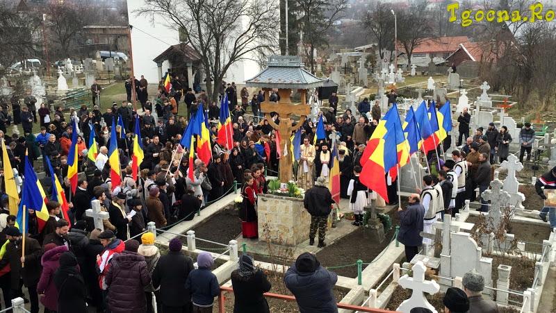 Comemorare anuala Sfantul Inchisorilor Valeriu Gafencu 2016 - Targu Ocna Ro 3