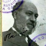 PREMIERĂ: Buletinul FALS al academicianului NICHIFOR CRAINIC (1889-1972) – a fost DESCOPERIT de cercetătorul Florin Duţu în Arhivele CNSAS