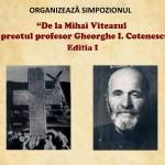 Părintele Gheorghe Cotenescu va primi titlul de Cetăţean de Onoare Post-Mortem al localităţii Stoeneşti