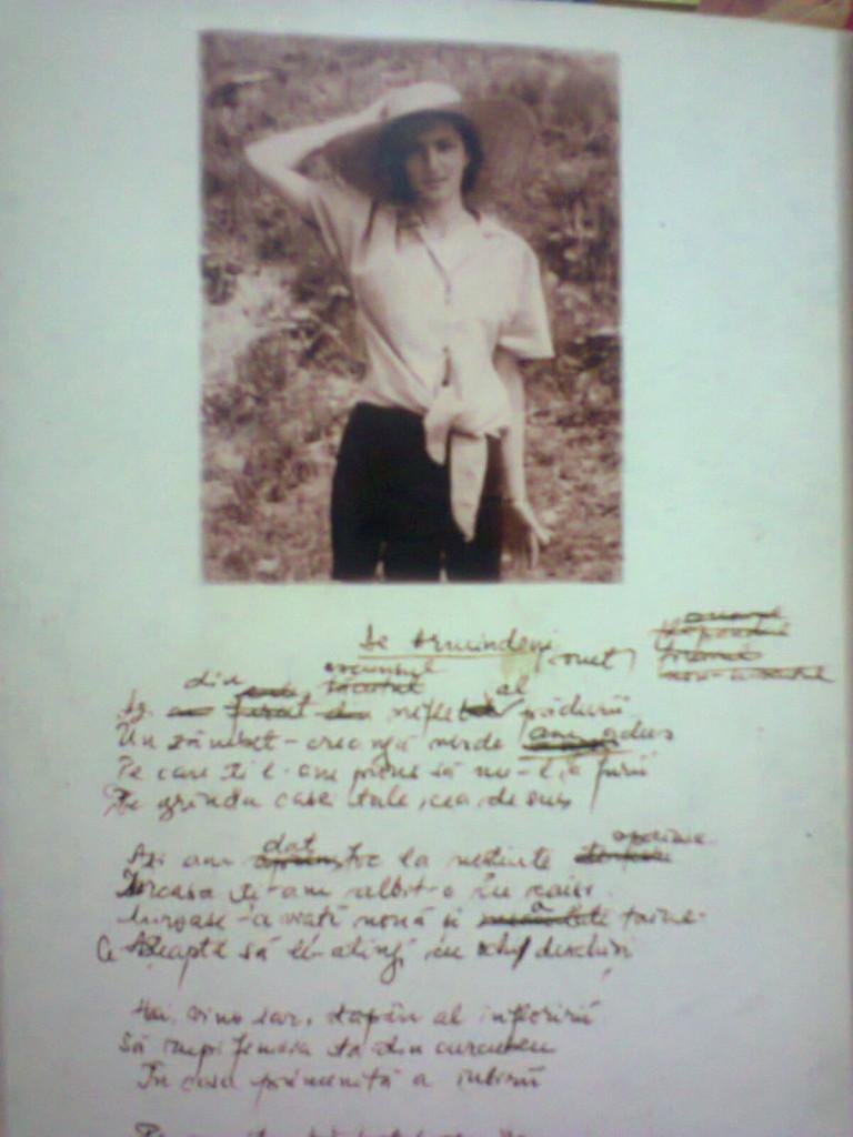 Camelia Raileanu - prietena Maica Heruvima