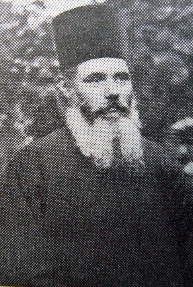Preotul Martir Haralambie Balamace