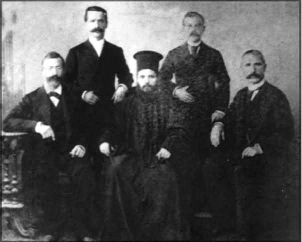 Preotul aroman Haralambie Balamaci - Papa Lambru, martirizat de antartii greci la 23 martie 1914
