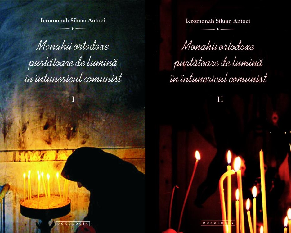 Monahii ortodoxe in temnitele comuniste - Ierom Siluan Antoci