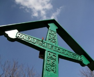 RUGĂCIUNE – de Înălţarea Sfintei Cruci. Imaginea crucii în poeziile lui Radu Gyr. STUDIU
