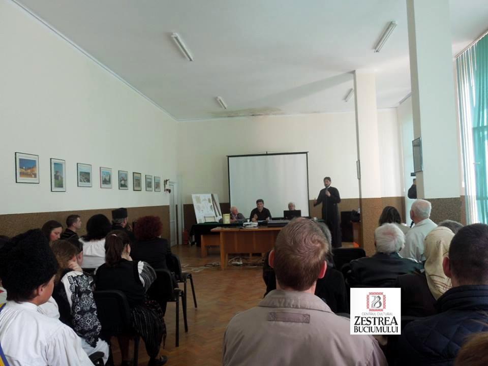 Conferinta Invierea Domnului in temnitele comuniste
