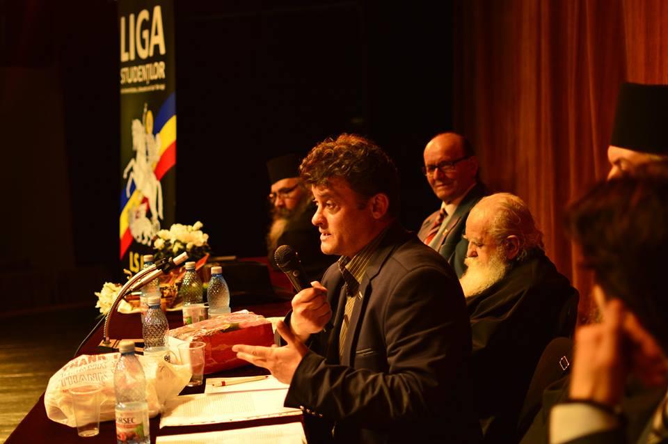 Conferinta Liga Studentilor Iasi Sfintii Inchisorilor Aprilie 2016 - Corneliu Ciucanu