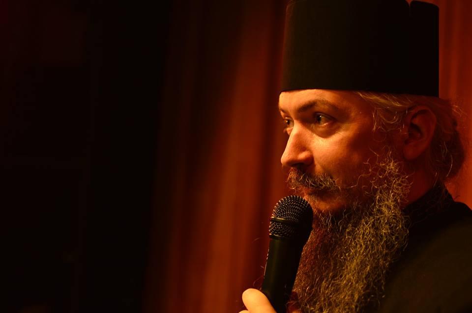 Conferinta Liga Studentilor Iasi Sfintii Inchisorilor Aprilie 2016 - M Filotheu Balan Petru Voda