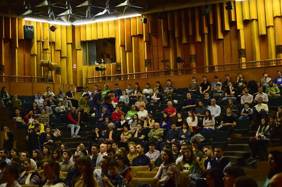 Conferinta Liga Studentilor Iasi Sfintii Inchisorilor Aprilie 2016