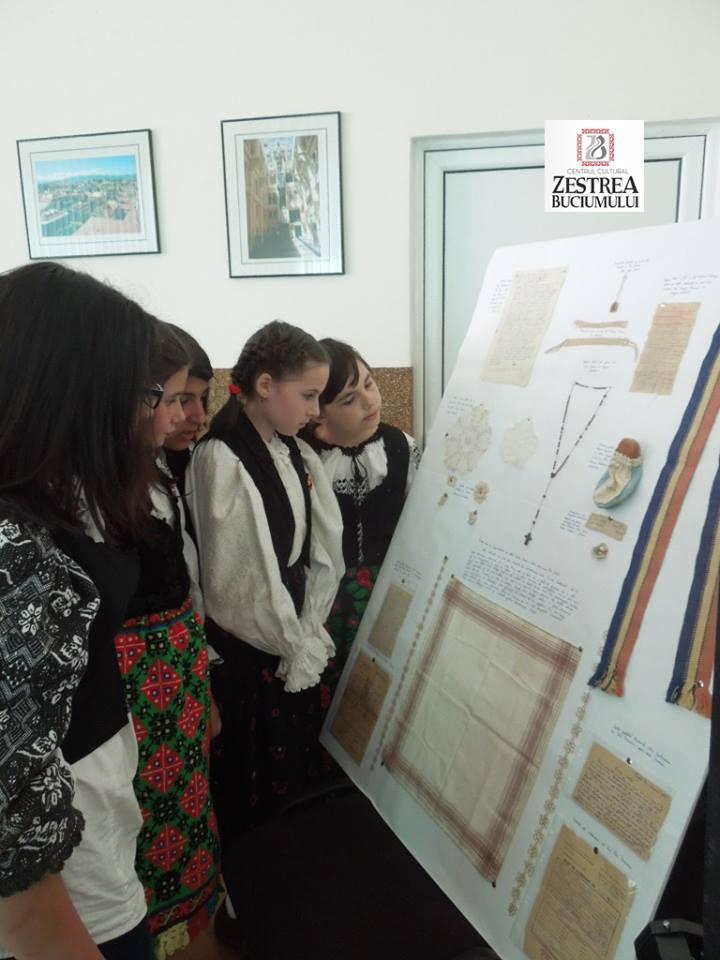 Expozitie cu obiecte ce au apartinut fostilor detinuti politic - Tara Fagarasului
