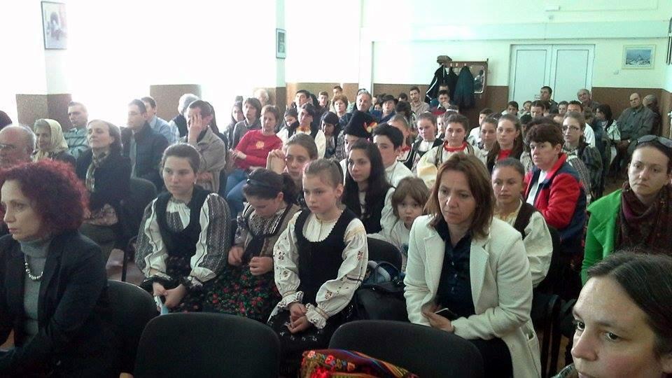 Fagaraseni la Conferinta Invierea Domnului in inchisorile comuniste. Marturii