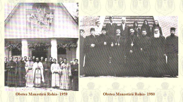 IPS Justinian Chira la Sf Manastire Rohia