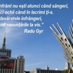Un SMS din partea lui Radu Gyr, poetul inimilor întemniţate (2 Martie 1905 – 29 Aprilie 1975). Şi o relatare inedită a Părintelui Justin despre SMS-urile din temniţele comuniste
