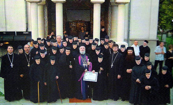 Obstea Manastirii Viforata
