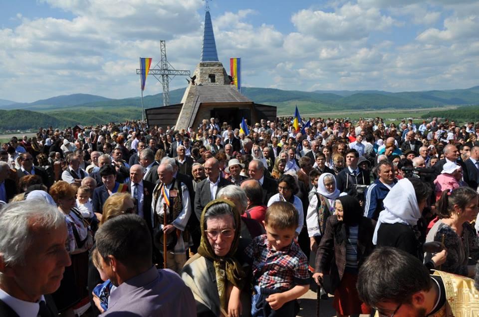 Sfintire Monument Nemtisor conceput de Parintele Justin Parvu 00