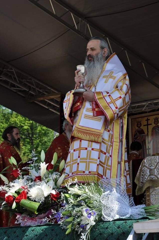 Sfintire Monument Nemtisor conceput de Parintele Justin Parvu 05