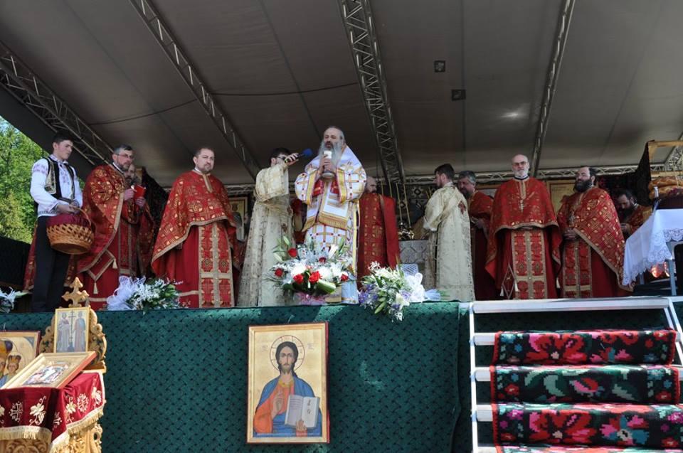 Sfintire Monument Nemtisor conceput de Parintele Justin Parvu 15