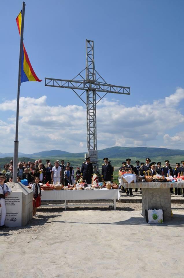 Sfintire Monument Nemtisor conceput de Parintele Justin Parvu 23