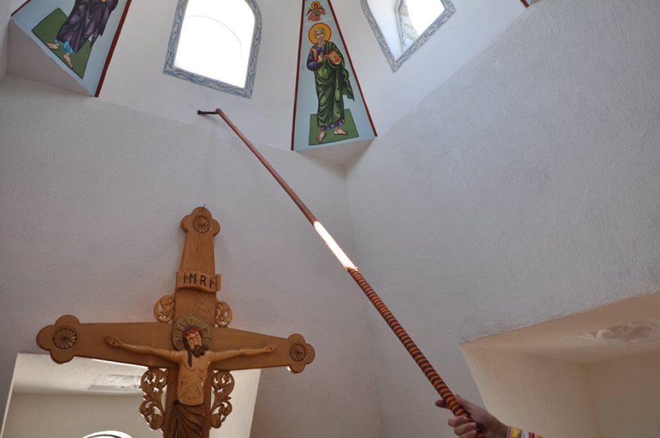 Sfintire Monument Nemtisor conceput de Parintele Justin Parvu 27