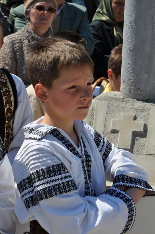 Sfintire Monument Nemtisor conceput de Parintele Justin Parvu 28