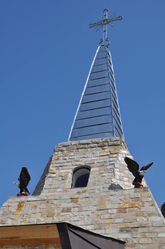 Sfintire Monument Nemtisor conceput de Parintele Justin Parvu 36