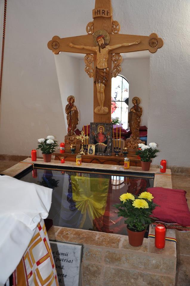 Sfintire Monument Nemtisor conceput de Parintele Justin Parvu 41