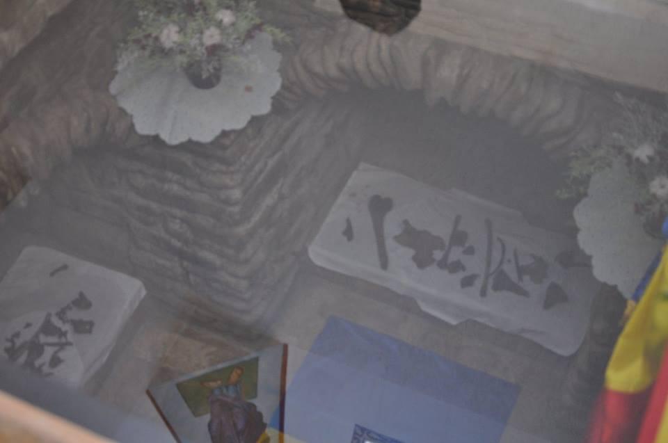 Sfintire Monument Nemtisor conceput de Parintele Justin Parvu 42