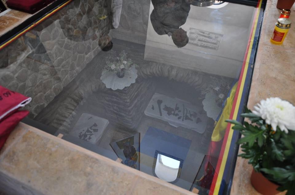 Sfintire Monument Nemtisor conceput de Parintele Justin Parvu 43
