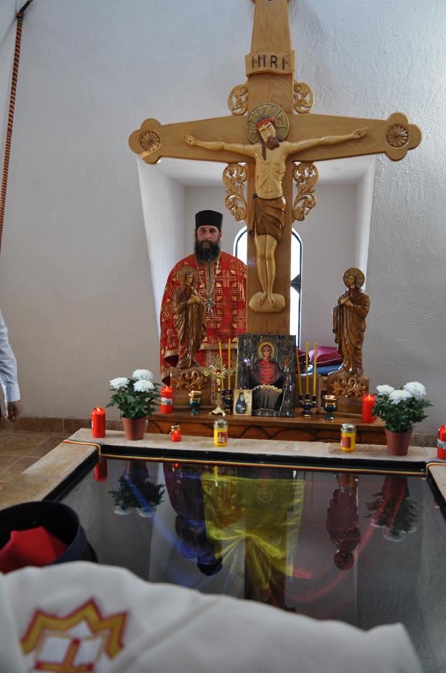 Sfintire Monument Nemtisor conceput de Parintele Justin Parvu 44